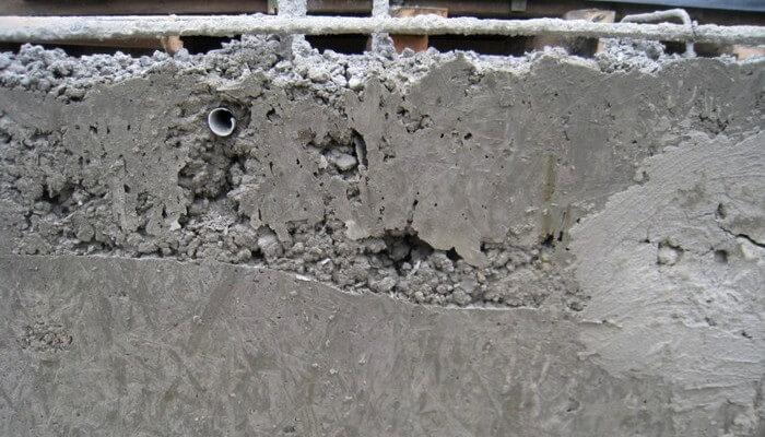 Дефекты в железобетонных конструкциях. Восстановление бетона в Москве