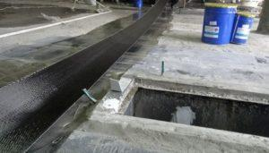 Гидроизоляция деформационных швов в подземных сооружениях
