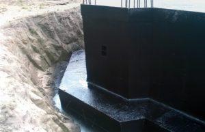 Гидроизоляция подвалов снаружи в Москве