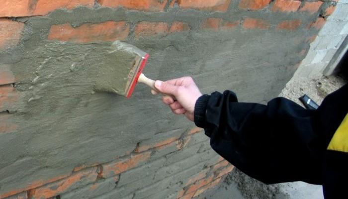 Гидроизоляция кирпичного подвала обмазочным способом. Гидроизоляция в Москве
