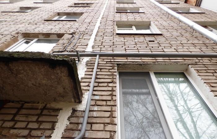 Герметизация температурных швов многоэтажных зданий в Москве