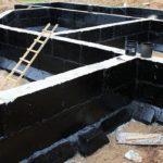 Гидроизоляция фундамента: технологии для разных конструкций фундамента