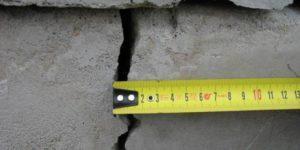 Гидроизоляция трещин: обзор подходящих материалов и технологий