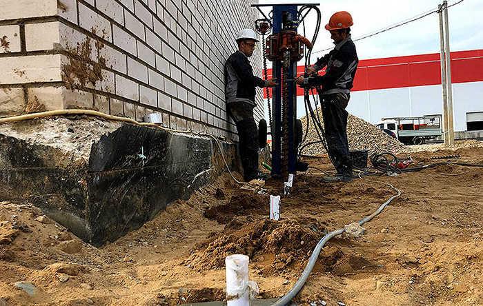Торкретирование, гидроизоляция, укрепление грунта в Москве и МО