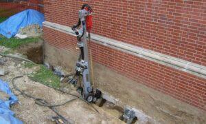 Инъекционное укрепление грунтов и фундаментов