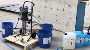 Материалы для инъекционного укрепления грунтов и оснований
