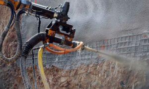 Технологии торкретирования бетонных поверхностей и сооружений
