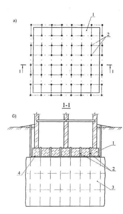 Укрепление фундаментов и грунтов методом инъектирования в Москве и МО