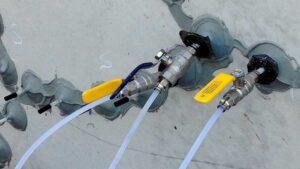 Метод инъекций для укрепления бетона: заделка трещин, применение и выбор инъектора