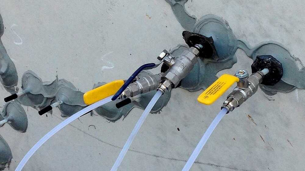 Инъецирование бетона технология б7 5 бетон