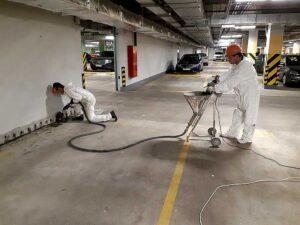 Гидроизоляция подземной парковки в Москве и МО