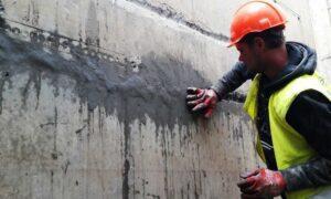 Гидроизоляция швов. Материалы и технология. Заказать работы по гидроизоляции в Москве