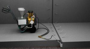Инъекционная гидроизоляция – инъектирование швов