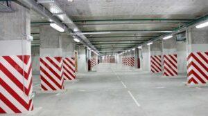 Гидроизоляция подземного паркинга в Москве