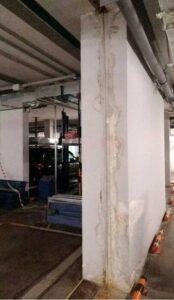 Работы по ремонту и гидроизоляции подземных паркингов (парковок) в Москве