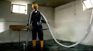 Быстрое устранение протечек, в цокольных этажах, подвалах и подземных парковках