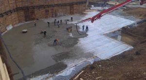Промышленная гидроизоляция объектов в Москве и области
